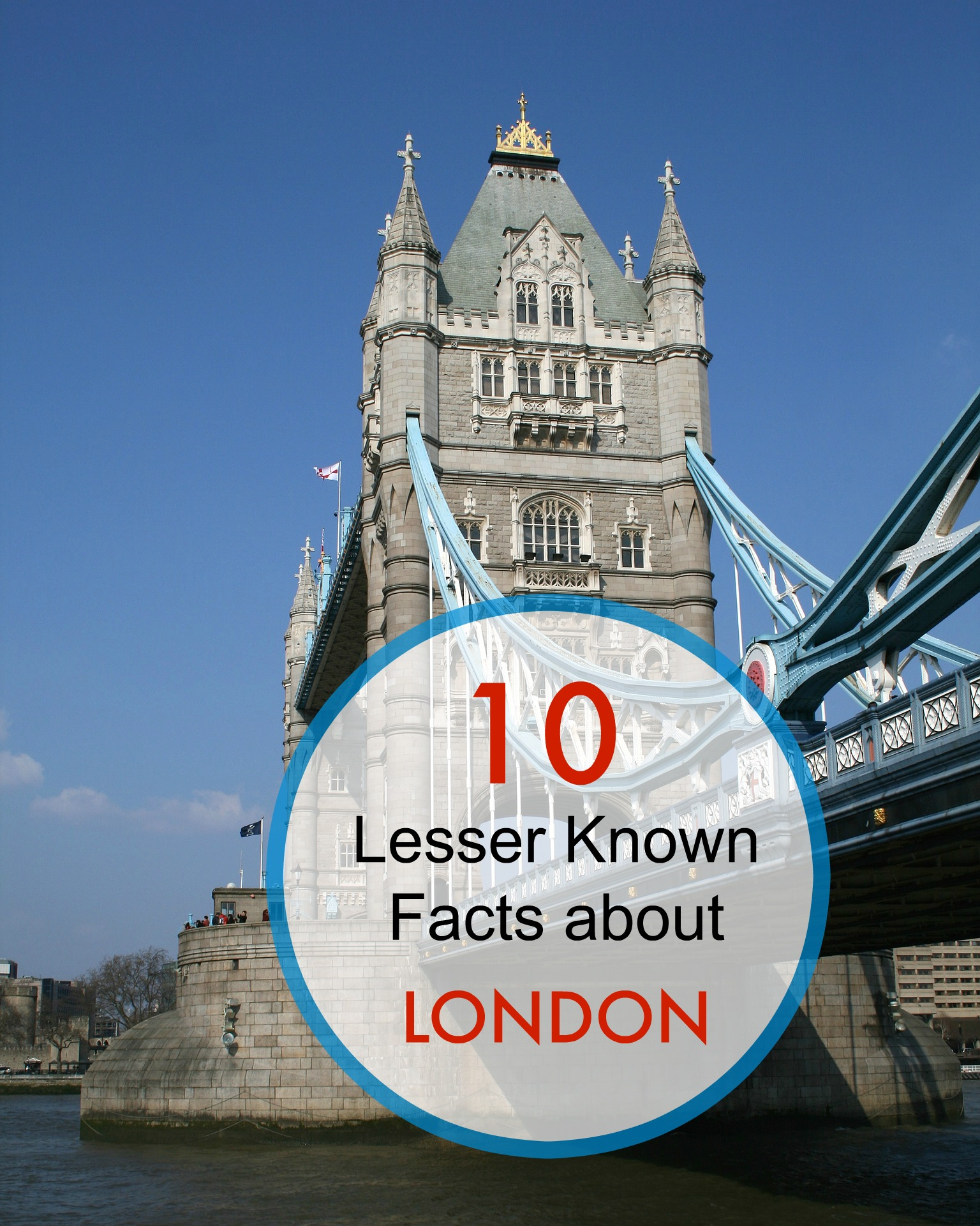10 Lesser Known Facts About London, England