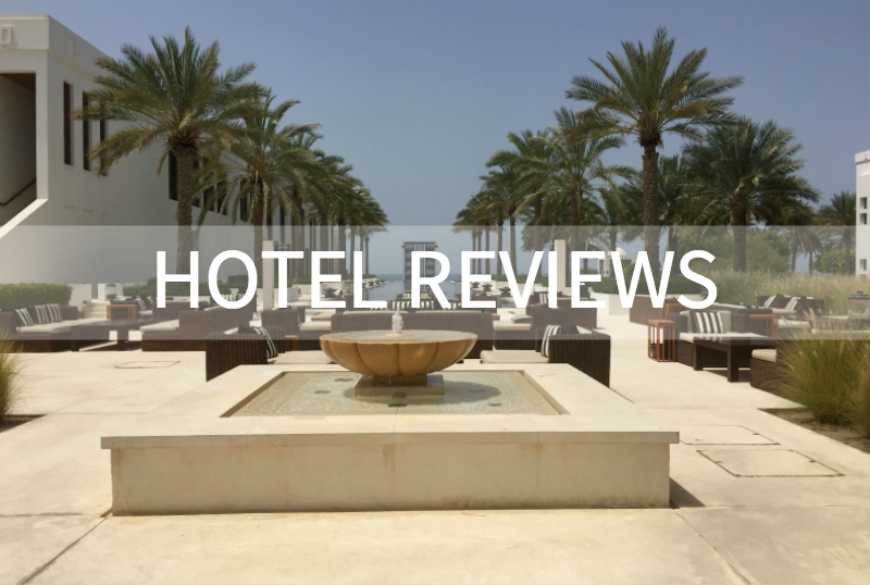 hotel reviews