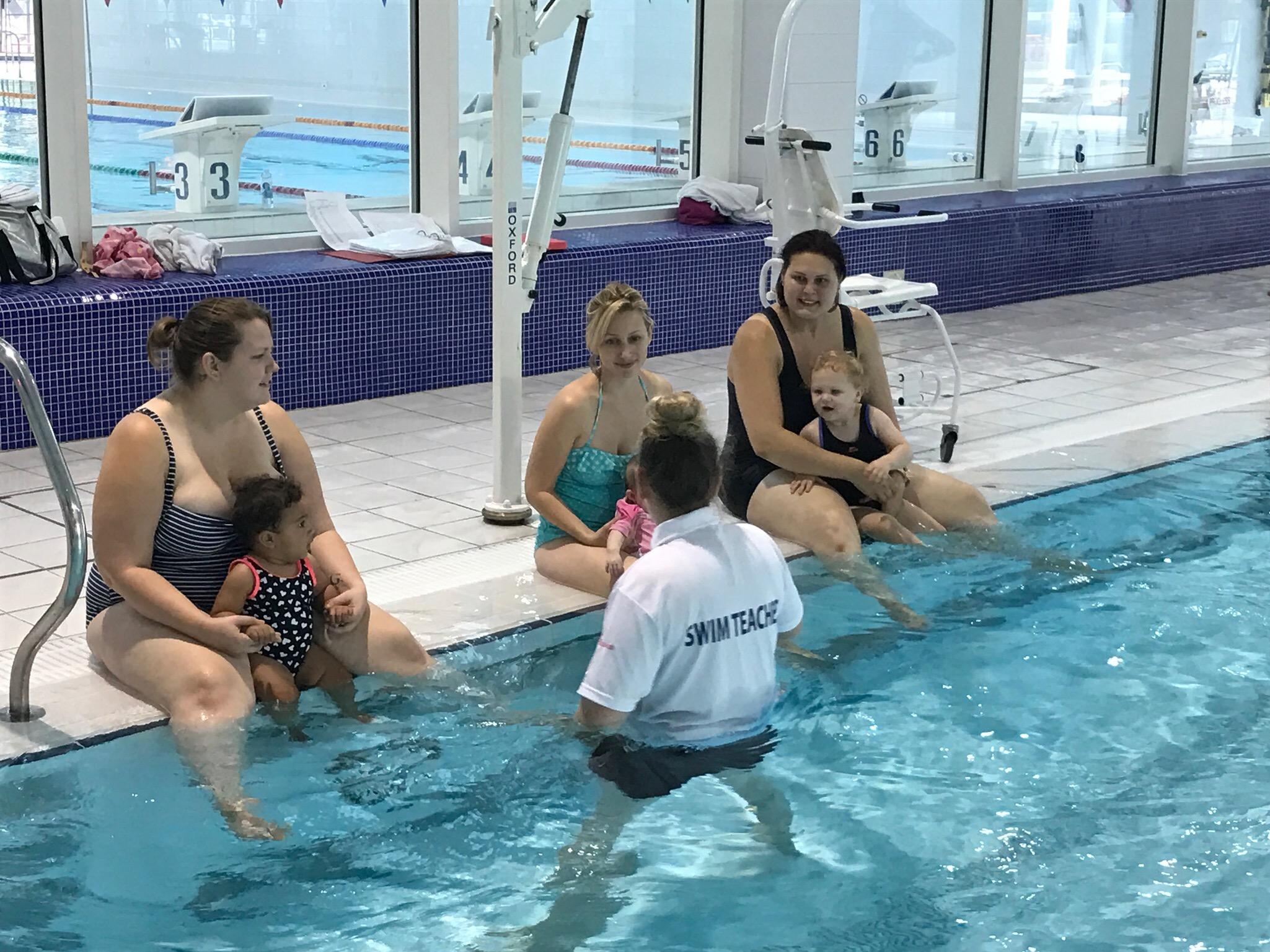 Are Baby Swimming Classes Worth It? - Wander Mum
